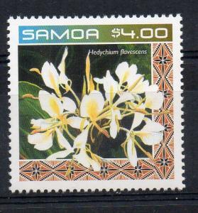 SAMOA - FLOWERS - 2002 - HEDYCHIUM FLAVESCENS -