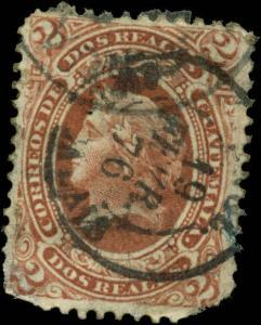 Guatemala Scott #10 Used