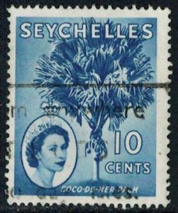 Seychelles Scott 176 Used.