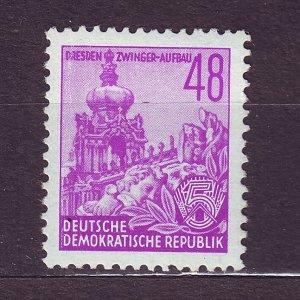 J23558 JLstamps 1953 germany DDR part of set mhr #168