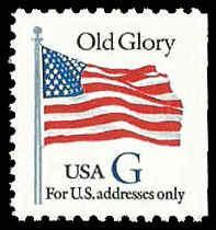 PCBstamps   US #2884 Bk Sgl (32c)G, BLUE G, MNH, (4)