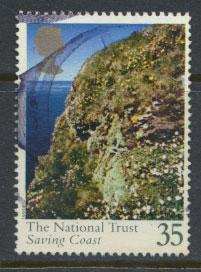Great Britain SG 1871  Used  - National Trust