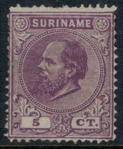 Surinam #5*  CV $20.00
