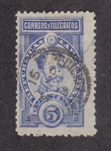 Argentina Scott #87 Used