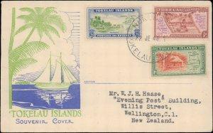 Tokelau Islands, Worldwide First Day Cover