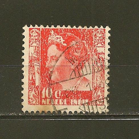 Netherlands Indies 173 Used