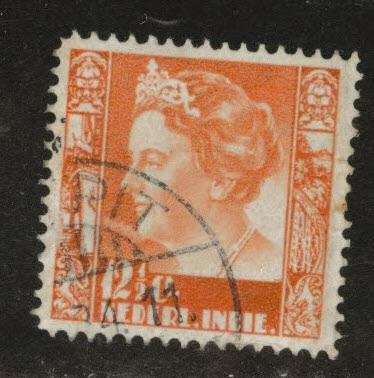 Netherlands Indies  Scott 174 used from 1934