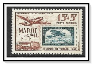 French Morocco #CB42 Airmail Semi-Postal MNH