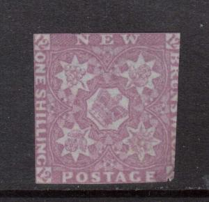New Brunswick #4 Mint **With Certificate**