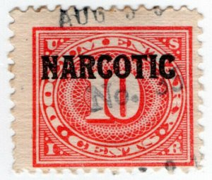 (I.B) US Revenue : Narcotic 10c