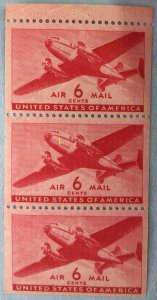 C25a  Booklet pane Very Nice,