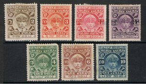 INDIA / COCHIN 1933 - 38 SRI LAMA VARMA III
