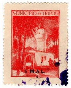 (I.B) BOIC (Tripoli Municipal) Revenue : Duty 5m