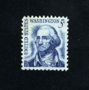 USA #1283  6  used 1965-78 PD .08