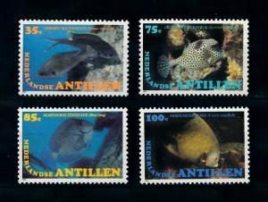 [99687] Netherlands Antilles Antillen 1982 Marine Life Fish  MNH