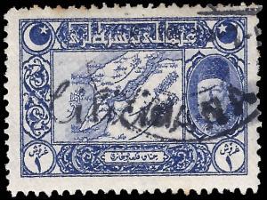 Cilicia 1919 YT 56 u f-vf