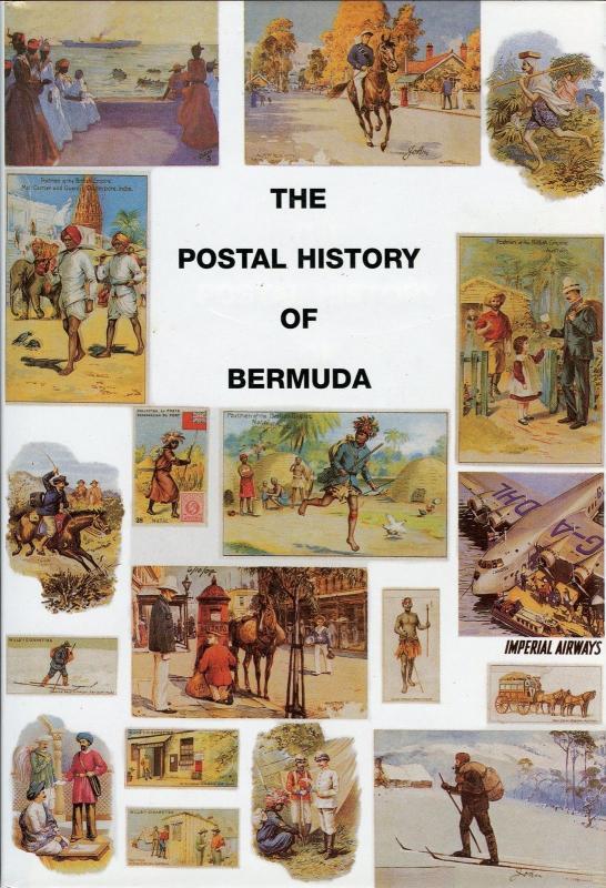 THE POSTAL HISTORY OF BERMUDA BY EDWARD B. PROUD