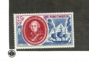 St. Pierre and Miquelon Scott C47 NH    [ID#424053]