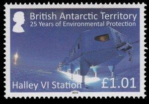 British Antarctic Territory 520 MNH