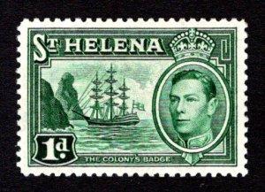 ST. HELENA  SC# 119  VF/MOG