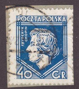 Poland 243 Frederic Chopin 1927