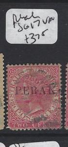 MALAYA PERAK  (PP1905B)  QV 2C  SG 17   VFU