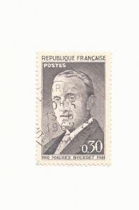 France 1962 - #1021 *