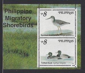 2606 Migratory Shorebirds CV$6