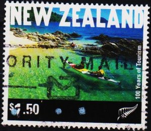 New Zealand. 2001 $1.50 S.G.2429 Fine Used