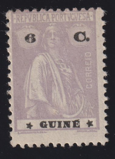 Portuguese Guinea 153 Ceres 1922