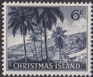 Christmas Island #14 Mint
