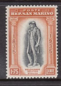 San Marino #180 Mint