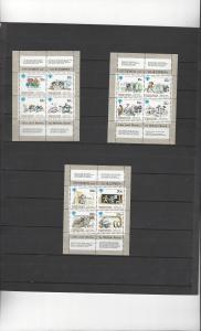 Penrhyn 111-3  MNH Year of the Child