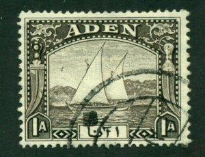 Aden 1937 #3 U SCV (2020)=$2.25