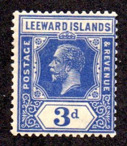 LEEWARD ISLANDS 71 MH SCV $17.50 BIN $8.75 ROYALTY