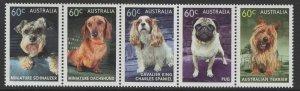 AUSTRALIA SG3938a 2013 TOP DOGS MNH