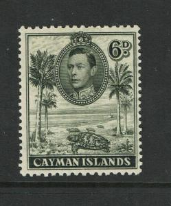 Cayman Islands SG# 122 Mint Hinged / Light Hinge Rem / see notes - S3549