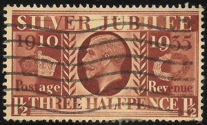 [12395] Great Britain # 228 Used