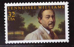 USA Scott 3002 MNH** Tennessee Williams stamp