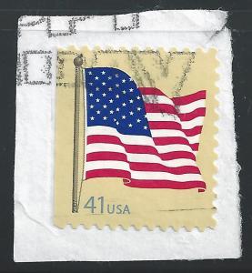 US #4191 41c Flag