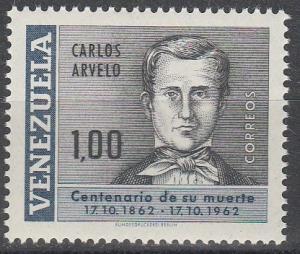 Venezuela #854   MNH   (K302)