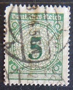 Reich, 1923 Rentpfennig, Germany, 5 (2261-T)