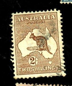 AUSTRALIA #11 USED FVF Cat $140