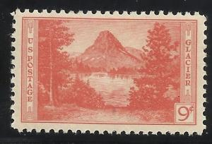 748 9c National Parks Issue MNH VF