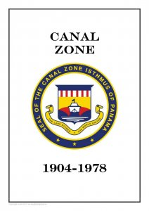 Canal Zone 1904-1978 PDF(DIGITAL) STAMP ALBUM PAGES