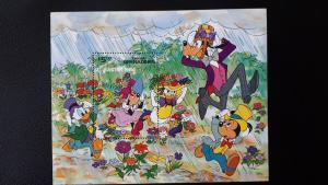 Disney - Grenada Grenadines 1984 - Easter ** MNH Block