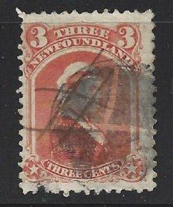 Newfoundland #33 Used