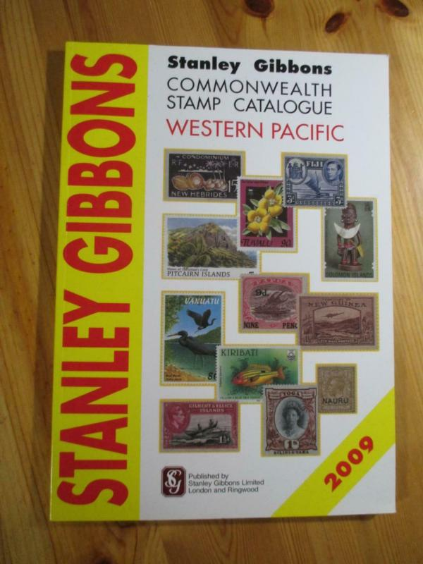 VEGAS - 2009, 2nd Edition, Stanley Gibbons Western Pacific Stamp Catalogue CV113