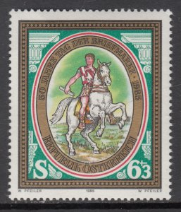 Austria B350 MNH VF