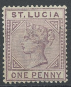 St. Lucia 29 * mint hinged (2107 130)